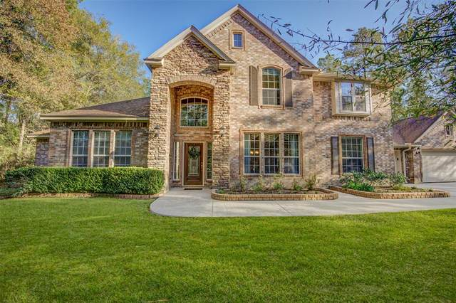11672 Creek View Lane, Conroe, TX 77385 (MLS #14730004) :: Giorgi Real Estate Group