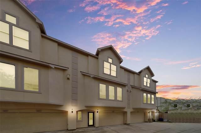 1423 Thompson Street, Houston, TX 77007 (MLS #14733361) :: Lerner Realty Solutions