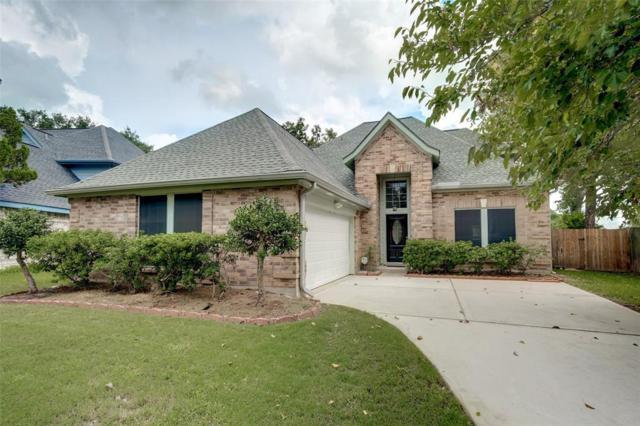 5354 Pine Cliff Drive, Houston, TX 77084 (MLS #14747227) :: The Heyl Group at Keller Williams