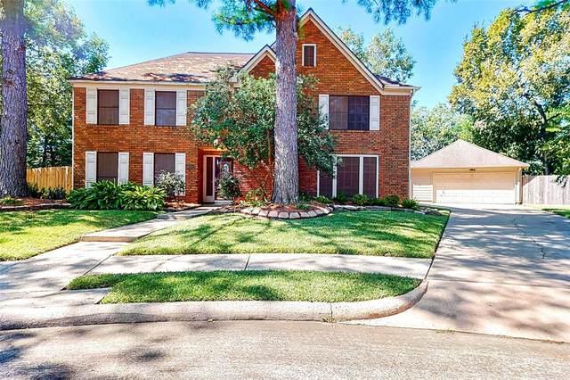 1902 Park Lodge Court, Houston, TX 77062 (MLS #14751565) :: Caskey Realty