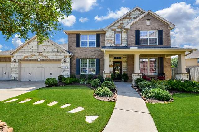 6130 Gatewood Manor Drive, Katy, TX 77494 (MLS #14758751) :: The Queen Team