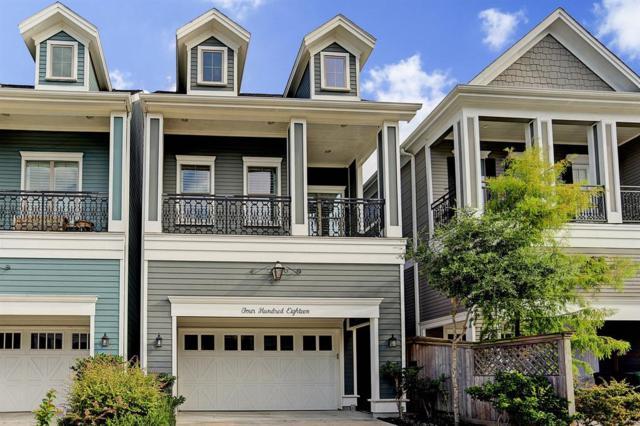 418 W 24th Street, Houston, TX 77008 (MLS #14759158) :: Krueger Real Estate