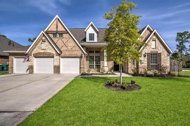 2060 Brookmont Drive, Conroe, TX 77301 (MLS #14786951) :: NewHomePrograms.com LLC
