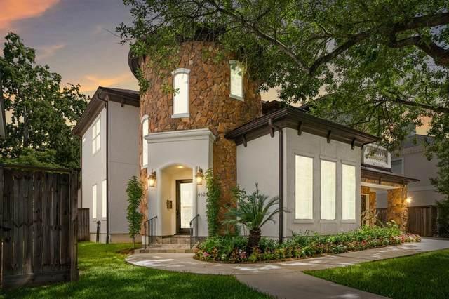 4624 Cedar Oaks Lane, Bellaire, TX 77401 (MLS #14787343) :: The Home Branch