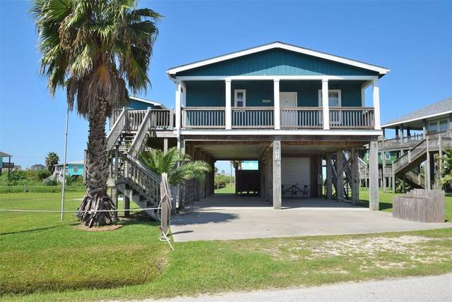983 Driftwood Drive, Crystal Beach, TX 77650 (MLS #14789300) :: The Andrea Curran Team powered by Compass