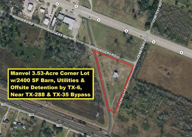 7620 Rogers Street, Manvel, TX 77578 (MLS #14792297) :: Michele Harmon Team
