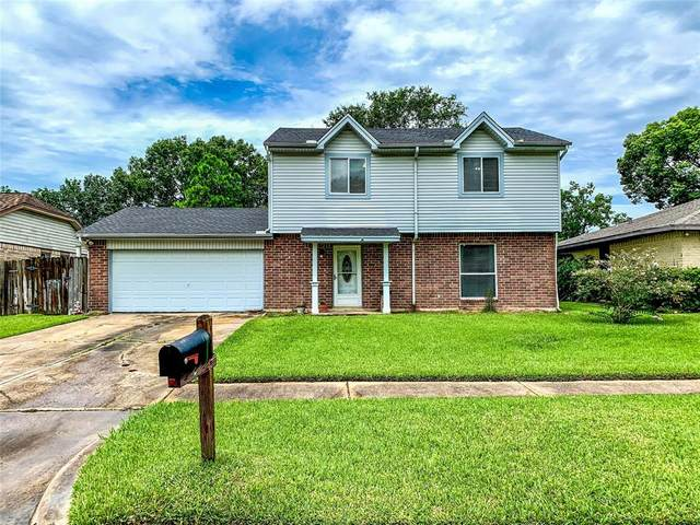 207 Woodvale Drive, League City, TX 77573 (MLS #14793065) :: The SOLD by George Team