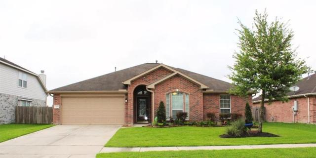 3904 Glenoak Drive, Pearland, TX 77581 (MLS #14800167) :: JL Realty Team at Coldwell Banker, United