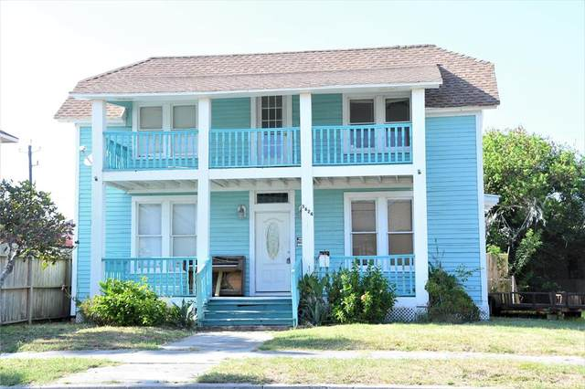 3624 Avenue S 1/2, Galveston, TX 77550 (MLS #14800807) :: Texas Home Shop Realty