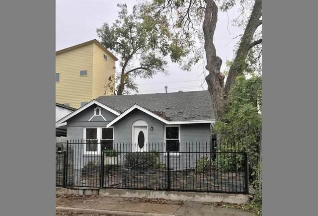 605 Cottage Street, Houston, TX 77009 (MLS #14816884) :: The Parodi Team at Realty Associates
