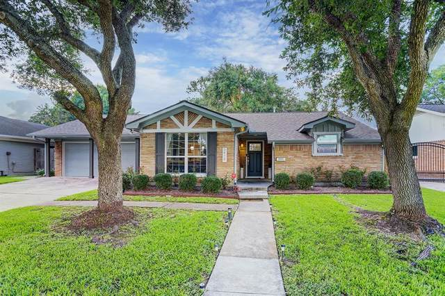 5418 Lymbar Drive, Houston, TX 77096 (MLS #14837110) :: The Bly Team