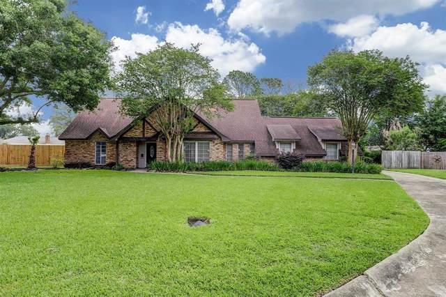 18511 Kingstown Court, Houston, TX 77058 (MLS #14860167) :: Texas Home Shop Realty