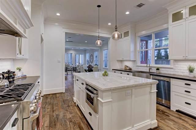 1231 Waverly St A, Houston, TX 77008 (MLS #14882418) :: Giorgi Real Estate Group