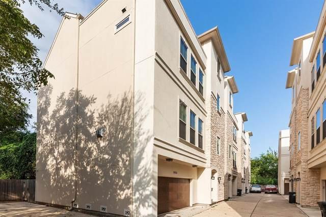5226 Kiam Street #1015, Houston, TX 77007 (MLS #14891445) :: The Sansone Group