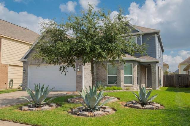 11022 E Early Dusk Circle, Houston, TX 77044 (MLS #14907680) :: Lerner Realty Solutions