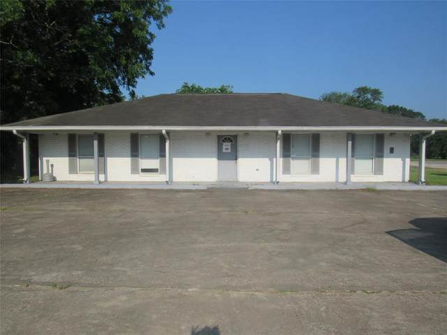 114 Main Street, Daisetta, TX 77564 (MLS #14912884) :: Connect Realty
