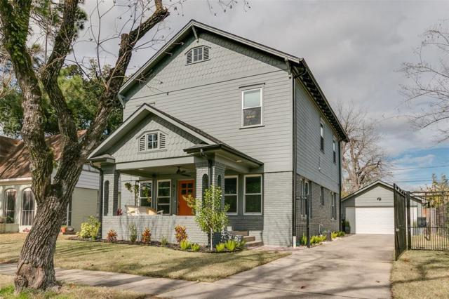 927 Highland Street, Houston, TX 77009 (MLS #14914027) :: The SOLD by George Team
