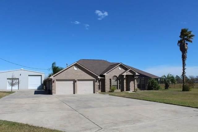 8525 Power Road, Santa Fe, TX 77510 (MLS #14914679) :: The Sansone Group