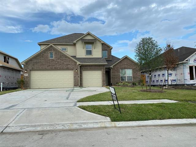 2509 Sequoia Grove Drive, Iowa Colony, TX 77583 (MLS #14926120) :: Lerner Realty Solutions