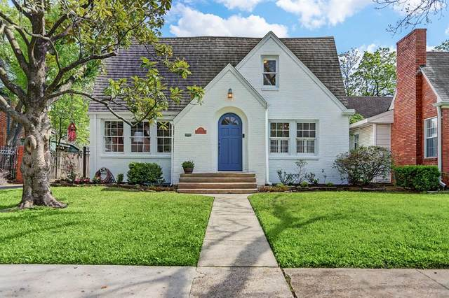 2307 Southgate Boulevard, Houston, TX 77030 (MLS #14935434) :: Guevara Backman