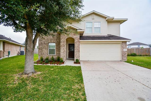 3133 3133 Blue Sage Ct Court, Dickinson, TX 77539 (MLS #14938284) :: The SOLD by George Team