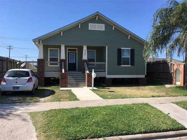 5322 Avenue K, Galveston, TX 77551 (MLS #14959539) :: The Sansone Group