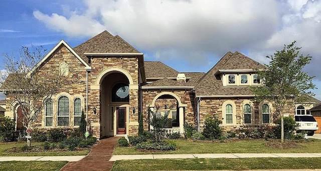 10503 Comeaux Lane, Richmond, TX 77407 (MLS #14962608) :: The Wendy Sherman Team