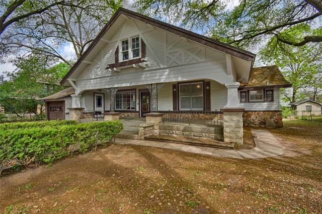 402 W Main Street Street W, Brenham, TX 77833 (MLS #14966942) :: Ellison Real Estate Team