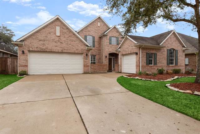 3207 Creek Gate Drive, League City, TX 77573 (MLS #14972683) :: Ellison Real Estate Team