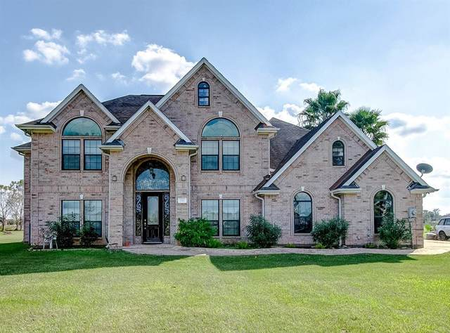 615 Cross Timbers Drive, Rosharon, TX 77583 (MLS #14979042) :: The Bly Team