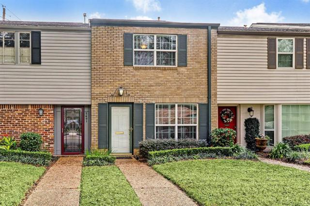 2403 Briar Ridge Drive #2, Houston, TX 77057 (MLS #14982340) :: The Heyl Group at Keller Williams