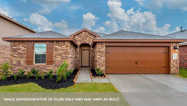 2819 Specklebelly Drive, Baytown, TX 77521 (MLS #14986252) :: Lerner Realty Solutions