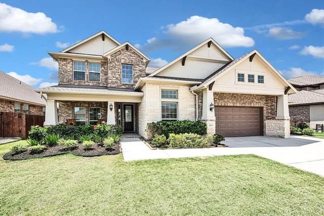 11827 Granite Manor Lane, Cypress, TX 77433 (MLS #14990378) :: The SOLD by George Team