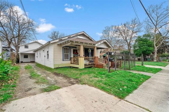 6732 Avenue R, Houston, TX 77011 (MLS #14994723) :: Ellison Real Estate Team