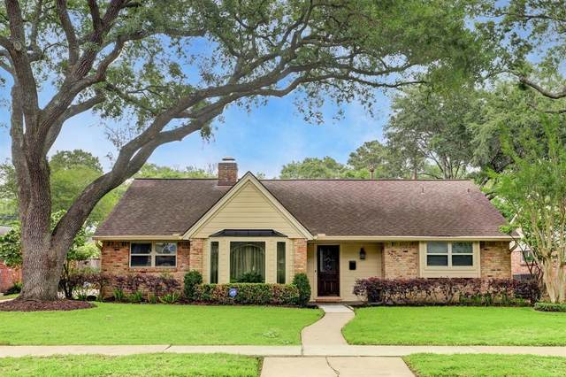 5606 Yarwell Drive, Houston, TX 77096 (MLS #15009727) :: The SOLD by George Team