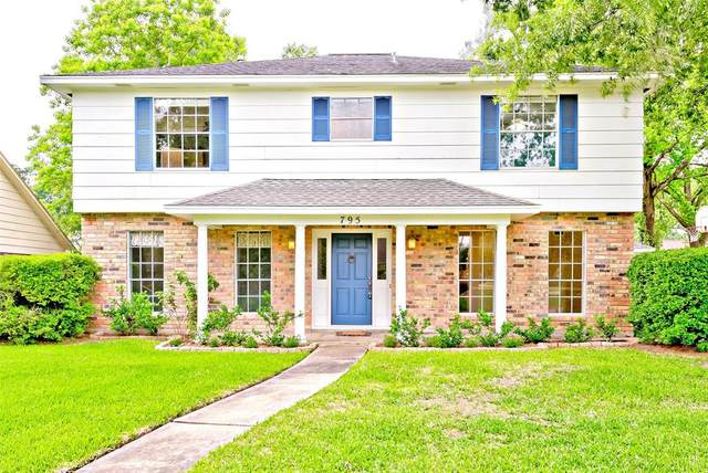 795 Norwood Drive, Beaumont, TX 77706 (MLS #15019822) :: Christy Buck Team