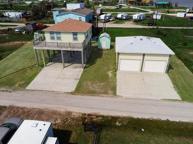 1045 Hamm Road, Gilchrist, TX 77617 (MLS #15025493) :: My BCS Home Real Estate Group