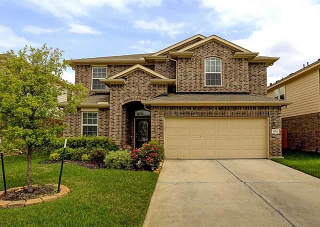 21031 Morgan Knoll Lane, Katy, TX 77449 (MLS #15043063) :: The Bly Team