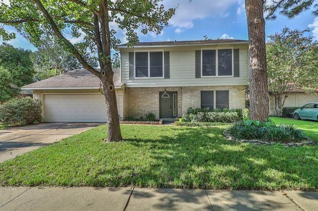 15322 Pebble Lake Drive, Houston, TX 77095 (MLS #15045566) :: The Heyl Group at Keller Williams