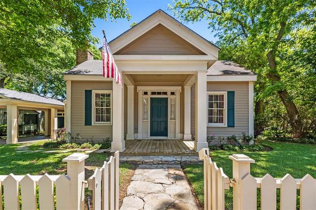 4955 Main Street, Chappell Hill, TX 77426 (MLS #15057457) :: The Queen Team