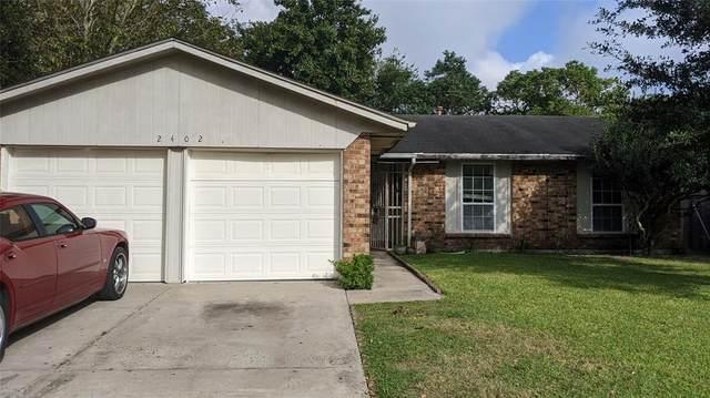 2402 Morewood Drive, Houston, TX 77038 (MLS #15059842) :: Caskey Realty