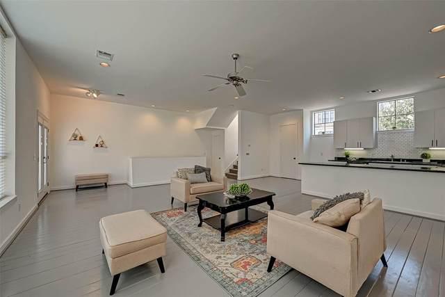 939 Colorado Street #20, Houston, TX 77007 (MLS #15065768) :: The Property Guys