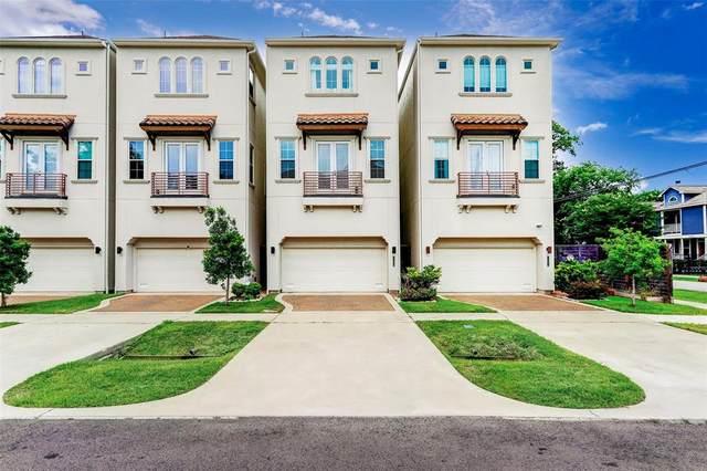 1105 W 16th Street, Houston, TX 77008 (MLS #15065982) :: Lerner Realty Solutions