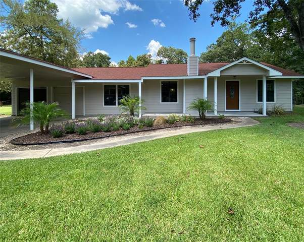 27219 Seahorse Lane, Magnolia, TX 77355 (MLS #15067503) :: The SOLD by George Team