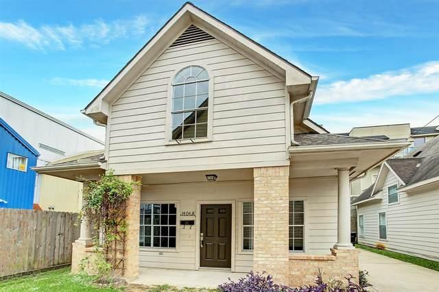 1404 Dennis Street A, Houston, TX 77004 (#15067917) :: ORO Realty