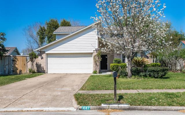 447 Capehill Drive, Webster, TX 77598 (MLS #15076997) :: REMAX Space Center - The Bly Team