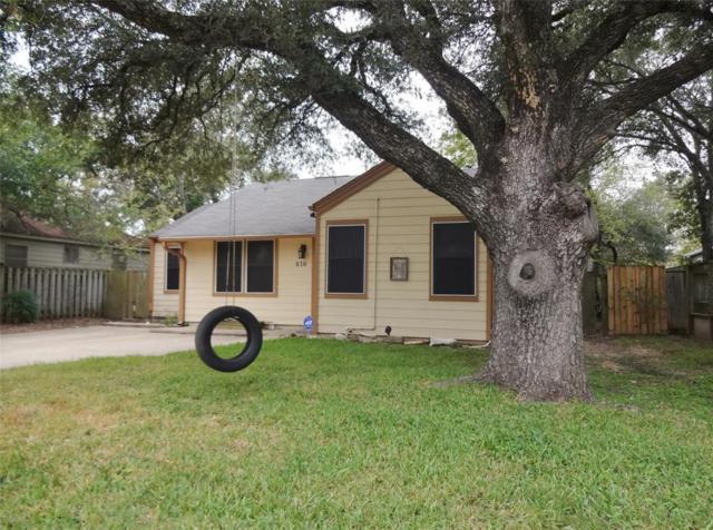 810 Mitchell Street, Bryan, TX 77802 (MLS #15087895) :: Giorgi & Associates, LLC