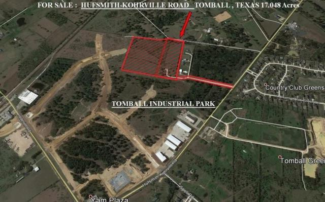 21517 Hufsmith Kohrville Road, Tomball, TX 77375 (MLS #15089463) :: Giorgi Real Estate Group
