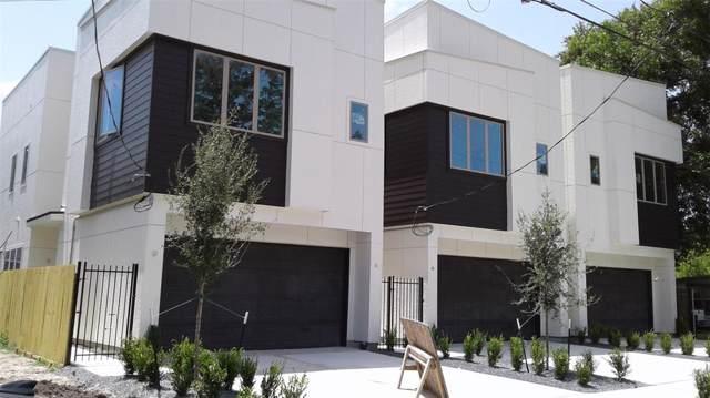 4806 Terry Street A, Houston, TX 77009 (MLS #15089887) :: Giorgi Real Estate Group