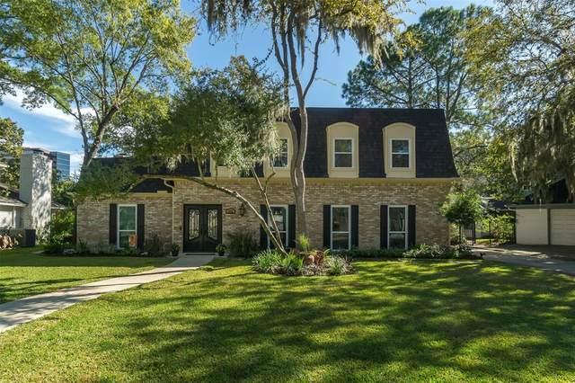 642 Langwood Drive, Houston, TX 77079 (MLS #15095724) :: The Sansone Group